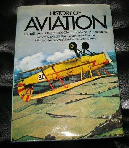 9780706402421: History of Aviation the Full Story of Flight- 1500 Illustrations