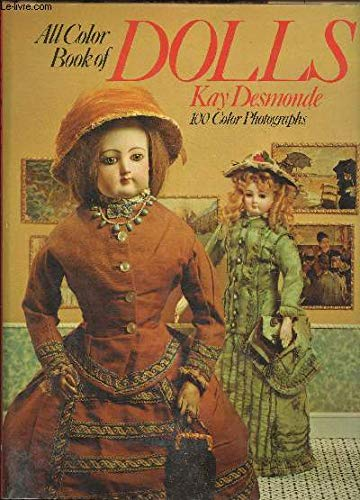 9780706403022: All Color Book of Dolls: 100 Color Photographs