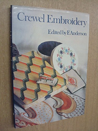 9780706403190: Crewel embroidery