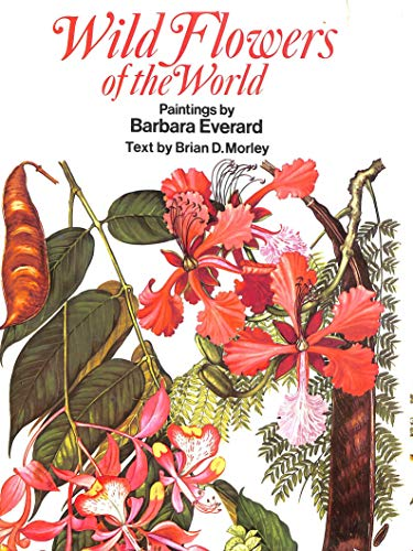 9780706403213: Wild Flowers of the World