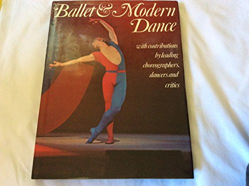 Ballet and modern dance;: Author, No