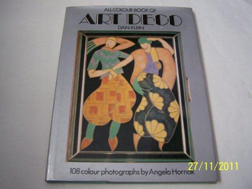 ALL COLOUR BOOK OF ART DECO: Klein, Dan