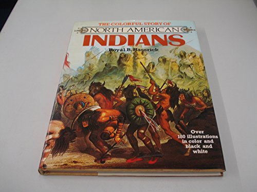 9780706403602: The Colorful Story of North American Indians