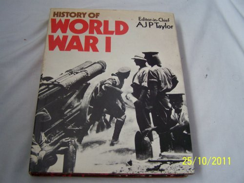 9780706403985: History of World War I