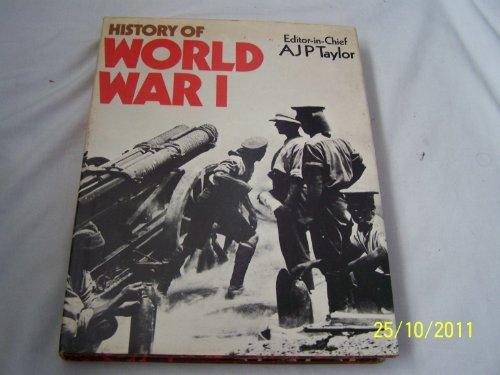 History of World War I