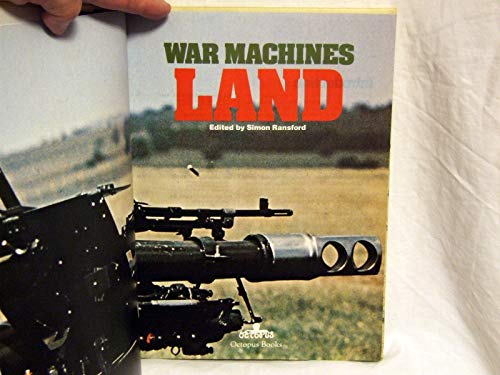 9780706404166: War machines, land