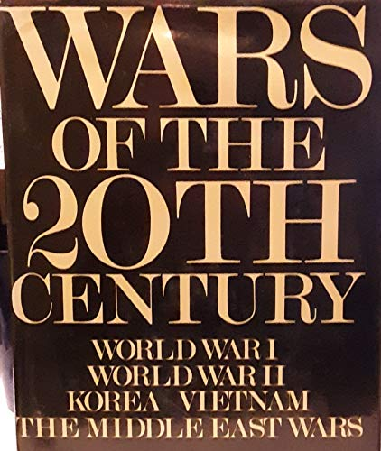 9780706404340: Wars of the 20th Century