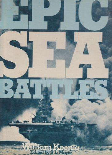 9780706404456: Epic Sea Battles (German Edition)