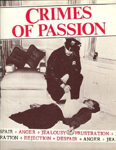 9780706404517: Crimes of Passion