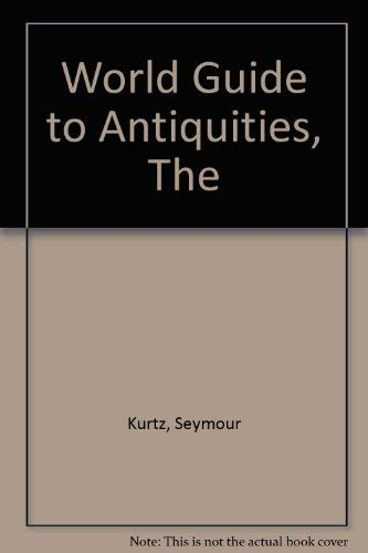 9780706404623: World Guide to Antiquities