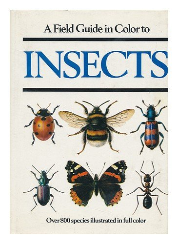 Download A Field Guide in Colour to Insects (English and Czech Edition)