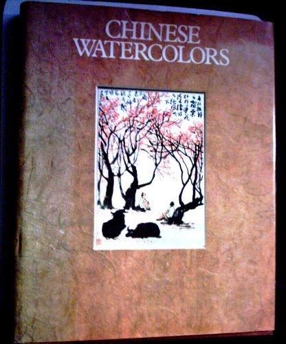 Chinese watercolours.: Hejzlar,Josef.