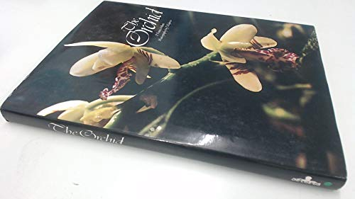 9780706408089: The Orchid (English and Japanese Edition)