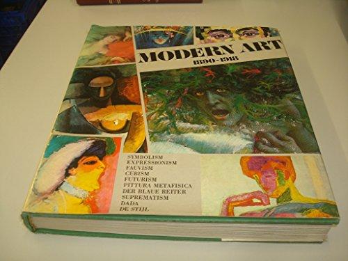 9780706408171: Modern art, 1890-1918