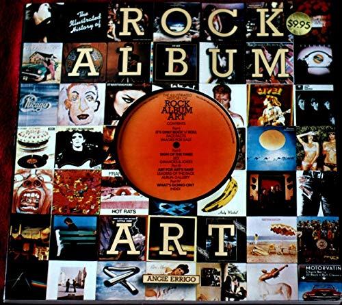 9780706409147: Illustrated History of Rock Album Art