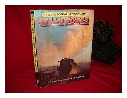 9780706409765: The Pictorial History of Steam Power