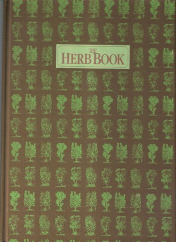 Herb Book (0706409914) by Boxer, Arabella; Back, Philippa