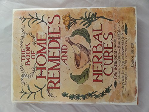 9780706410693: Book of Home Remedies and Herbal Cures
