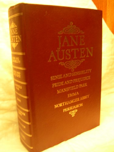 9780706411508: The Collected Works of Jane Austin: Sense and Sensibility / Pride & Prejudice / Mansfield Park / Emma / Northanger Abbey / Persuasion