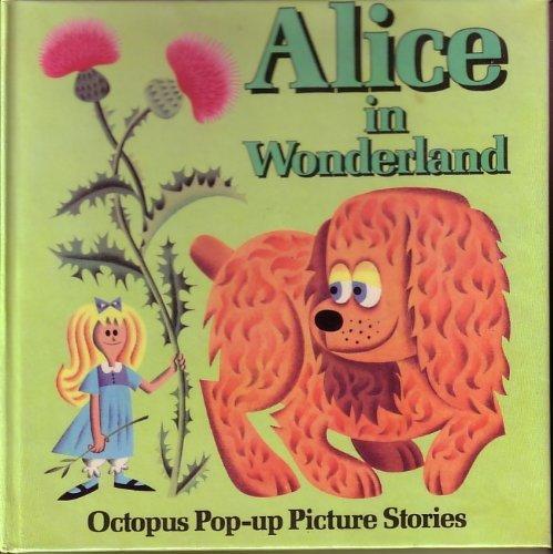 9780706412642: Alice in Wonderland: Pop-up Book
