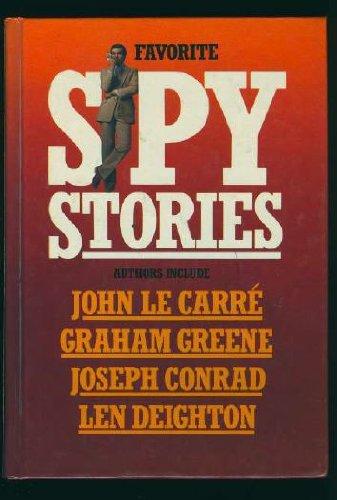 9780706412772: Favourite Spy Stories