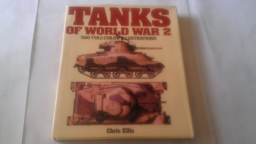 9780706412888: Tanks of World War II: Profiles and History