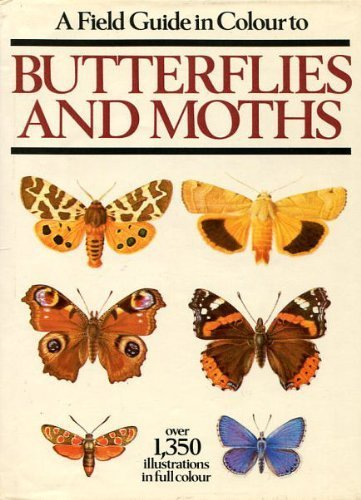 9780706412932: Field Guide in Colour to Butterflies and Moths