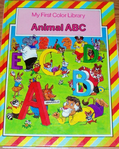 Animal A. B. C. (Octopus first colour: Law, Felicia