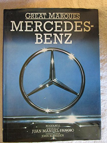 9780706413717: Great Marques: Mercedes Benz