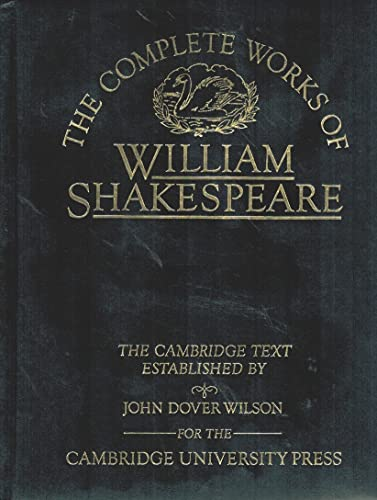 The Complete Works Of Shakespeare: Shakespeare, William