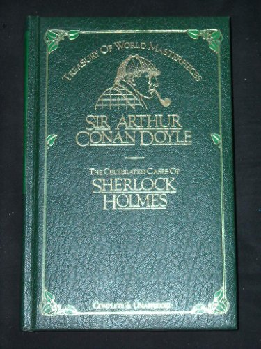 9780706415667: The Celebrated Cases of Sherlock Holmes