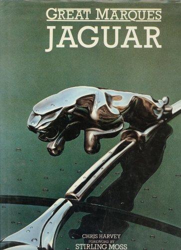 9780706416879: Jaguar (Great Marques S.)