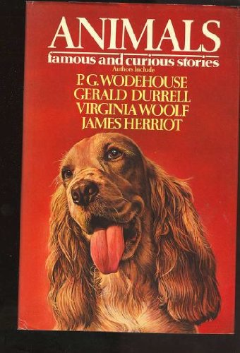 9780706417975: Animals: Famous and Curious Stories