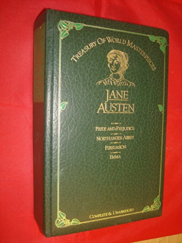 Jane Austen (Treasury of World Masterpieces)
