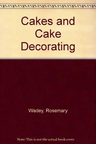 9780706418170: Cakes and Cake Decorating