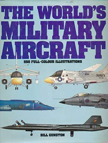 9780706418217: The world's military aircraft