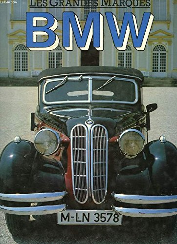 9780706418453: Great Marques BMW