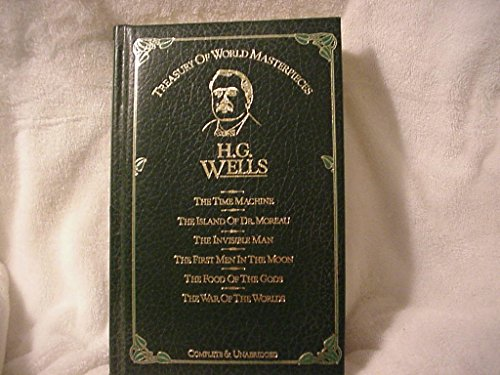 H.G. Wells (Treasury of World Masterpieces)