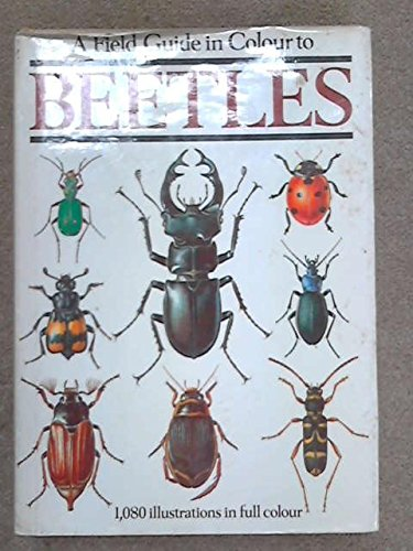9780706419375: Field Guide in Colour to Beetles