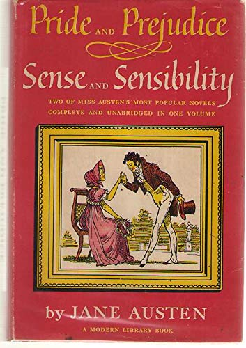 Pride and Prejudice & Sense and Sensibility: Austen, Jane