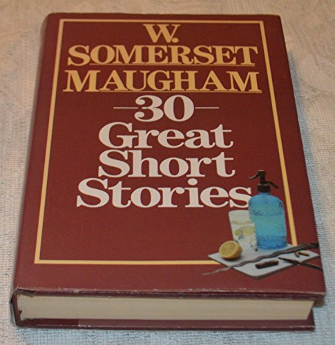 9780706421989: 30 Great Short Stories