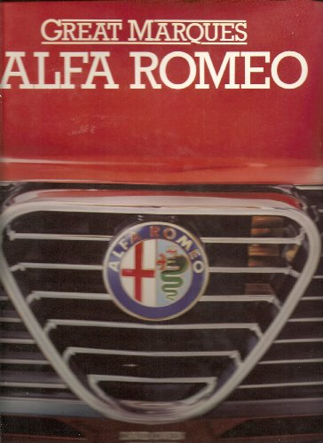 9780706422191: Alfa Romeo (Great Marques S.)