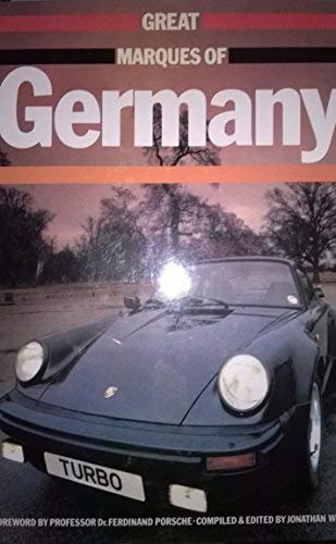 9780706422566: Great marques of Germany