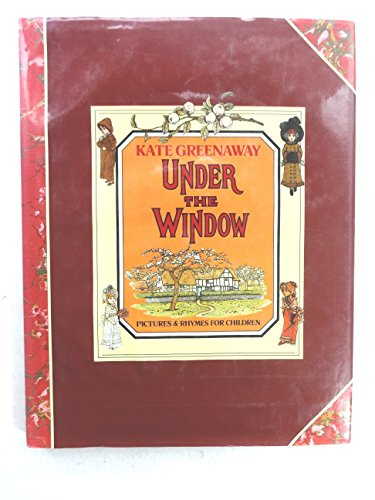 9780706423280: Under the Window: Pictures and Rhymes for Children