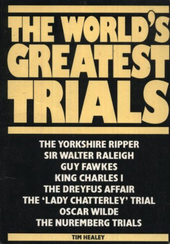 9780706424980: The world's greatest trials
