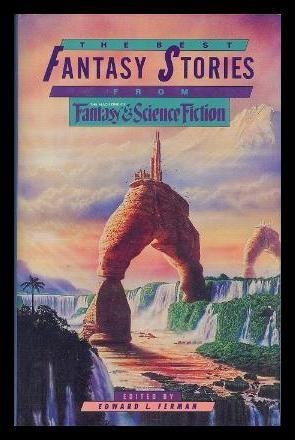 9780706425680: The Best fantasy stories from the Magazine of fantasy and science fiction