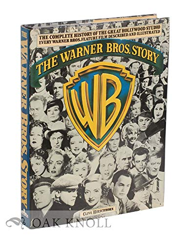9780706427578: Warner Brothers Story