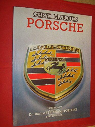 9780706427981: Great Marques Porsche