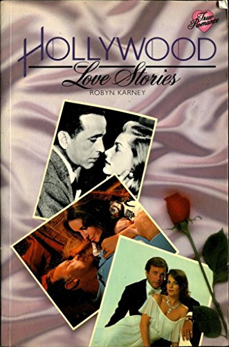 9780706429848: Hollywood Love Stories