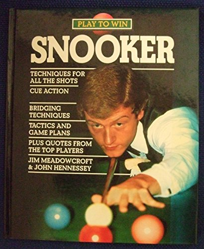 9780706431582: Snooker (Play to Win S.)